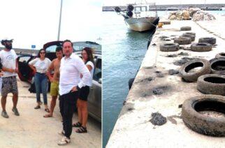Αλεξανδρούπολη: Υποβρύχιος καθαρισμός και περιμετρικά στο λιμανάκι της Μάκρης