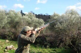 Ξεκίνησε από σήμερα η κυνηγετική περίοδος για είδη πουλιών, αγριοκούνελο, αλεπού