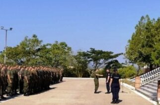 Τους νέους Συνοριακούς Φύλακες στη Σχολή ΑστυνομίαςΔιδυμοτείχου επισκέφθηκε η Ένωση Συνοριοφυλάκων Έβρου