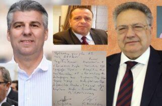 Τέλος ο πολιτικός τυχοδιωκτισμός Τοψίδη. Κατέρρευσε παταγωδώς ο… ΔΕΣ-ΜΟΣ με ΣΥΡΙΖΑ-Κατσιμίγα – Εκτεθειμένοι Αμοιρίδης, Πατακάκης, Επιμελητήρια