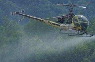Αεροψεκασμοί ακμαιοκτονίας για καταπολέμηση των κουνουπιών απόψε σε περιοχές της Ορεστιάδας