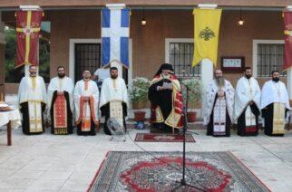 Διδυμότειχο: Τιμήθηκε η μνήμη του Αγίου Φανουρίου (φωτορεπορτάζ)