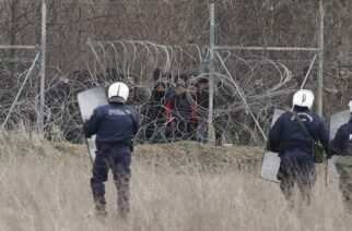 Έβρος: Δημιουργούνται δύο ομάδες τύπου… ΕΚΑΜ για αποτροπή των αυξημένων τελευταία εισόδων λαθρομεταναστών