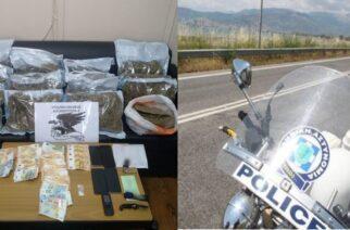 Αλεξανδρούπολη: Συνελήφθησαν δυο Εβρίτες και δυο αλλοδαποί, να μεταφέρουν 16 κιλά ναρκωτικών