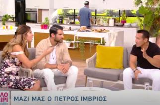 ΒΙΝΤΕΟ: Αποθέωσαν την Σαμοθράκη οι συντοπίτες μας πετυχημένοι τραγουδιστές Πέτρος Ίμβριος και Ελένη Χατζίδου