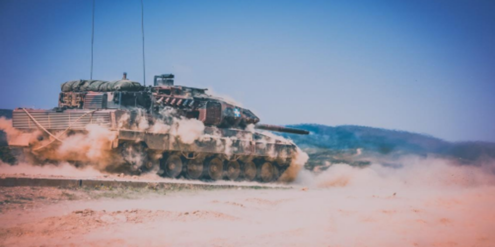 Τα άρματα της ΧΙΙ Μεραρχίας Πεζικού Αλεξανδρούπολης… βάζουν μπρος