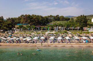 Αλεξανδρούπολη: Το καλοκαίρι συνεχίζεται. Απόλαυσε το στο αγαπημένο σου Aqua Mare Beach Bar στην Αγία Παρασκευή