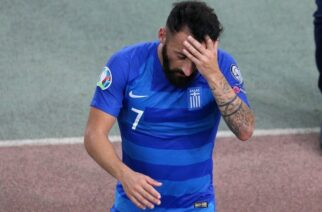 Ο διεθνής ποδοσφαιριστής Μανώλης Σιώπης ο γαμπρός που παντρεύτηκε στο Τυχερό και βρέθηκε θετικός στον κορονοίό