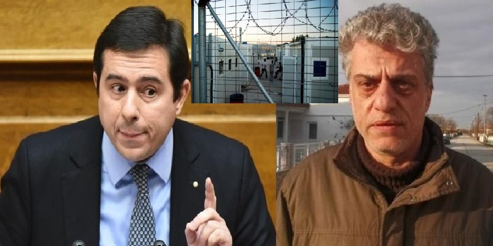 ΚΥΤ Φυλακίου: Επιμένει ο Μηταράκης για επέκταση, ο δήμαρχος Β.Μαυρίδης που γνώριζε ότι ψάχνουν οικόπεδα, γιατί σιωπούσε; (ΒΙΝΤΕΟ)