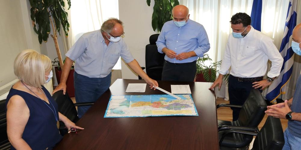 Η Περιφέρεια χρηματοδοτεί τη μελέτη των ειδικών πολεοδομικών σχεδίων τουριστικής ανάπτυξης στην παραλιακή ζώνη