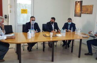 Νοσοκομείο Διδυμοτείχου: Επίσκεψη του υφυπουργού Υγείας Βασίλη Κοντοζαμάνη και ενημέρωση για τα προβλήματα