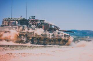 Αλεξανδρούπολη: Ομοβροντία πυρών αύριο από τα άρματα της ΧΙΙ Μηχανοκίνητης Μεραρχίας Πεζικού