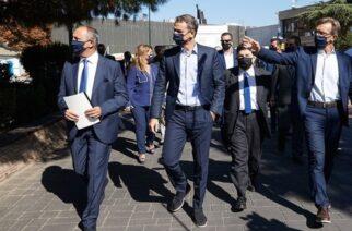 Προσλήψεις 5.000 ΕΠΟΠ στις ένοπλες δυνάμεις, αναμένεται ν΄ ανακοινώσει στην ΔΕΘ ο Πρωθυπουργός Κυριάκος Μητσοτάκης