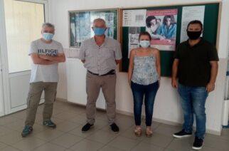 """Ορεστιάδα: Επίσκεψη σε σχολικές μονάδες απ' την παράταξη """"Είναι στο χέρι μας"""""""