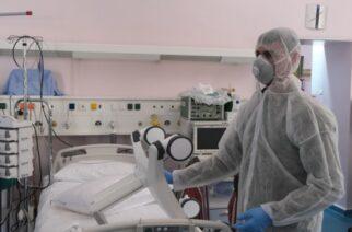 Κορονοϊός: Στο Π.Γ.Νοσοκομείο Αλεξανδρούπολης και πάλι ο 62χρονος γιατρός απ΄την Ορεστιάδα που είχε πάρει εξιτήριο