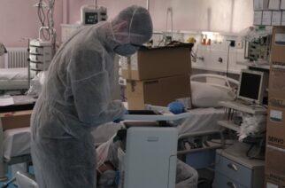 Π.Γ.Νοσοκομείο Αλεξανδρούπολης: Πέθανε χθες βράδυ 60χρονος που νοσηλευόταν με κορονοϊό