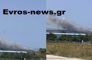 Φωτιά ΤΩΡΑ μεταξύ Αρδανίου-Καβησσού – Σε συναγερμό η Πυροσβεστική