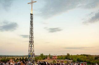 Εβρος: Αρχιμανδρίτης απαντά στις τουρκικές αντιδράσεις για τον τεράστιο σταυρό στη Νέα Βύσσα