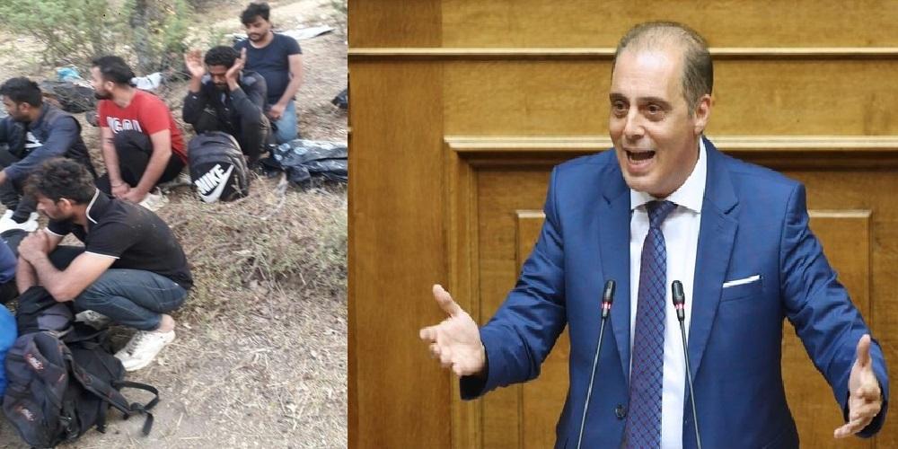 Στην Βουλή τα ρεπορτάζ του Evros-news.gr για κατάργηση στρατιωτικού κλιμακίου δίωξης λαθρομεταναστών – Ερώτηση Βελόπουλου