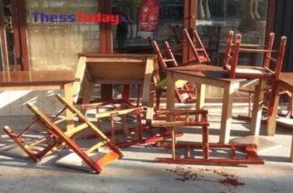 Ορεστιάδα: Νέα αιματηρή συμπλοκή, αυτή την φορά μεταξύ οπαδών στην κεντρική πλατεία