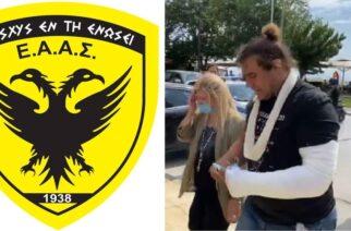 Ένωση Αποστράτων Αξιωματικών Στρατού: Στηρίζουμε τον πατριώτη Εβρίτη κτηνοτρόφο που καταδικάστηκε