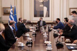 Η Αλεξανδρούπολη στο επίκεντρο της συνάντησης Μητσοτάκη και στελεχών του αμερικανικού κρατικού χρηματοδοτικού οργανισμού
