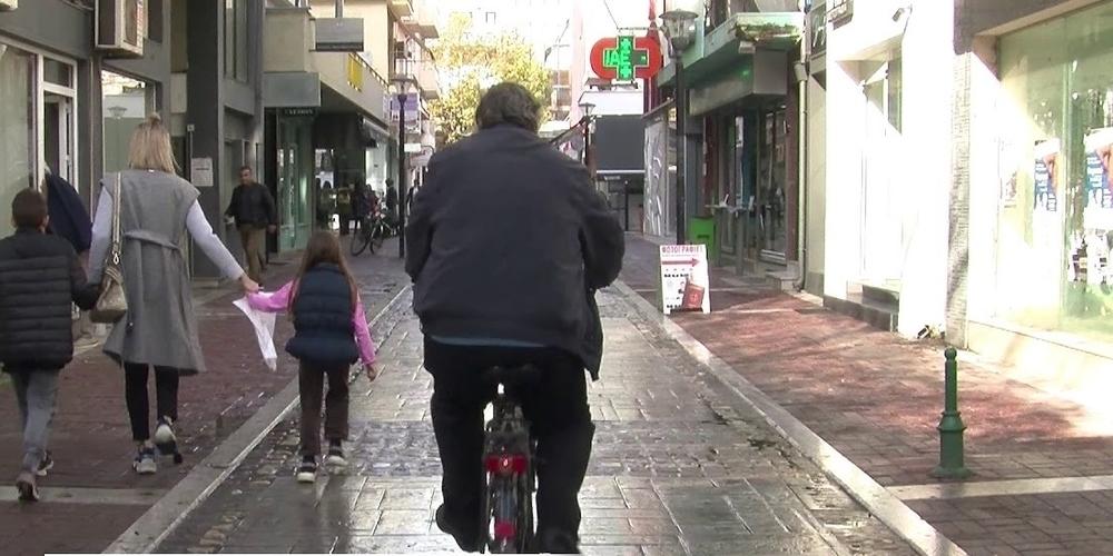 Αλεξανδρούπολη: Ανοίγει απόψε η οδός Κύπρου για αυτοκίνητα – Η προεκλογική δέσμευση του δημάρχου Γ.Ζαμπούκη γίνεται πράξη