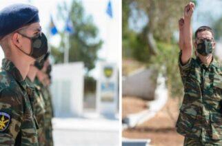 """Πρωθυπουργός Κυριάκος Μητσοτάκης για την ορκωμοσία του γιου του στην Αλεξανδρούπολη: """"Πολύ υπερήφανος πατέρας"""""""