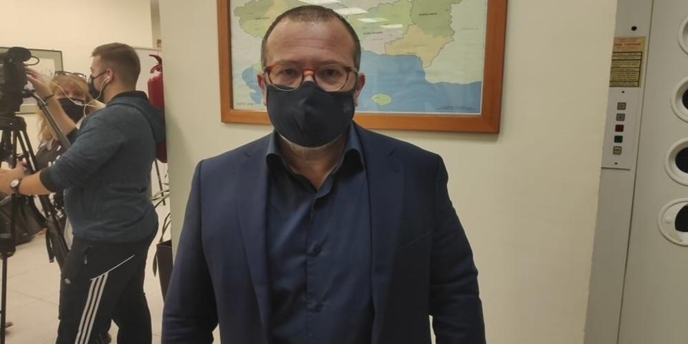 Ο δήμαρχος Κομοτηνής διαμαρτυρήθηκε στη Ν.Μπακογιάννη γιατί τον αγνόησε – Τσιμουδιά Ζαμπούκης, Μαυρίδης που επίσης… σνόμπαρε