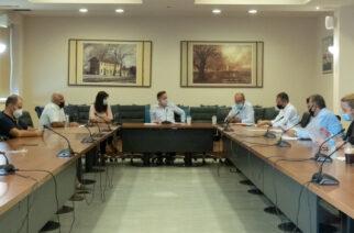 Το πρόγραμμα «Αντώνης Τρίτσης» συζητήθηκε στο Συμβούλιο Αγροτικής Πολιτικής του Δήμου Αλεξανδρούπολης