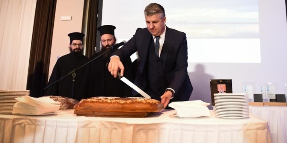 Τοψίδης: Το Επιμελητήριο ξόδεψε 8.218 ευρώ για την κοπή της πίτας του!!! ΚΑΤΟΥΣΤΑΡΚΑ υπάρχουν