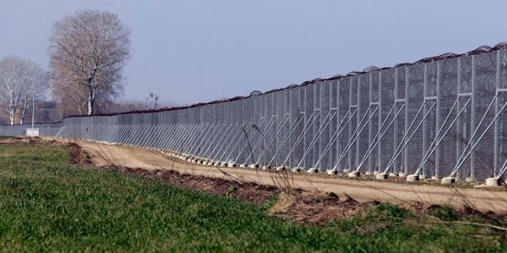 Οι απαλλοτριώσεις για την κατασκευή του νέου φράχτη στον Έβρο, στο αυριανό υπουργικό συμβούλιο