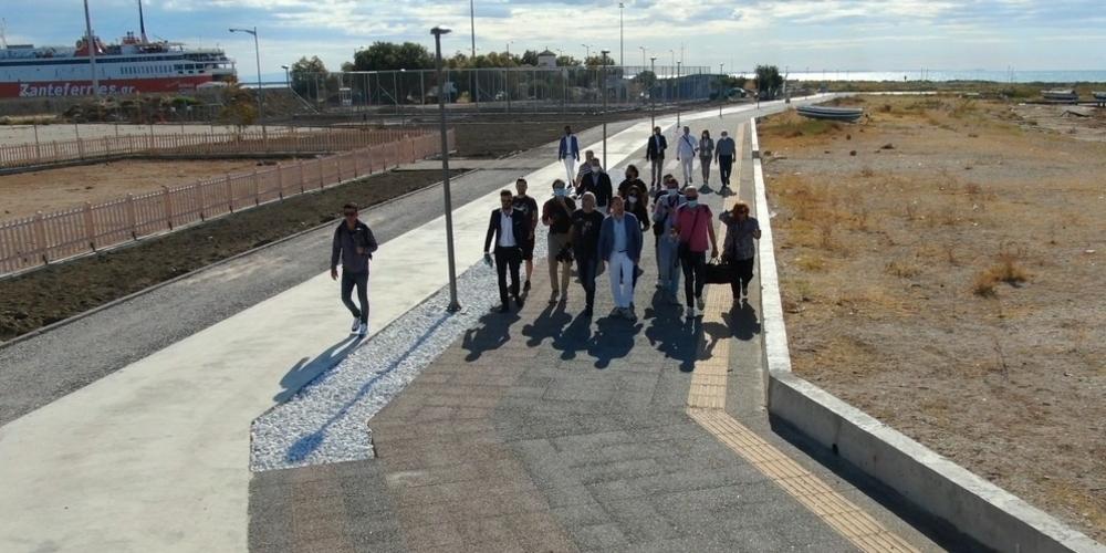 Αλεξανδρούπολη: Τα 4 εγκεκριμένα έργα υποδομών ΣΒΑΑ παρουσίασε ο δήμαρχος Γιάννης Ζαμπούκης στους δημοσιογράφους