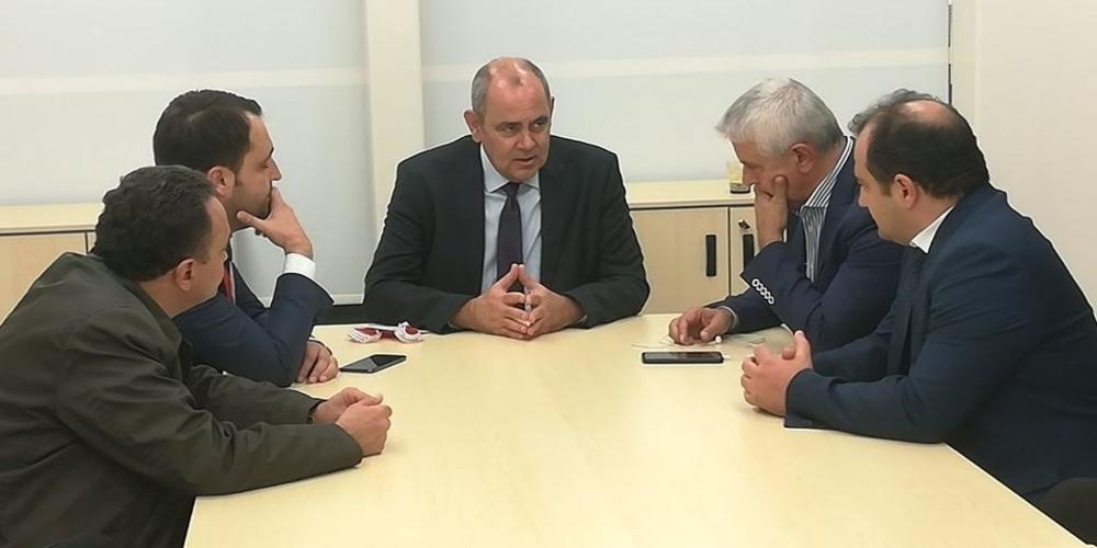 Νοσηλευτική Διδυμοτείχου: Τι συζήτησαν στην Αθήνα ο υφυπουργός Παιδείας Β.Διγαλάκης, με δήμαρχο, βουλευτές