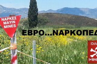 ΕΒΡΟ…ΝΑΡΚΟΠΕΔΙΟ: Γιατί δεν βγαίνει στο τηλέφωνο ο… Μηταράκης και ο… αετός Πουλιλιός