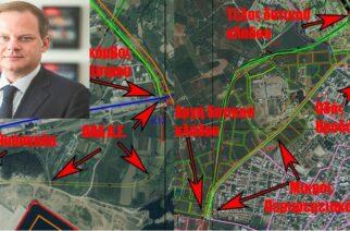 Αλεξανδρούπολη: Ως τα τέλη Σεπτεμβρίου ανακοινώνει ο υπουργός Κ.Καραμανλής ημερομηνία δημοπράτησης της Ανατολικής Περιφερειακής Οδού