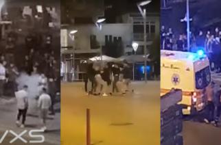 BINTEO από τις συμπλοκές νεαρών με αστυνομικούς στην Ορεστιάδα – Αύριο απολογείται ο κατηγορούμενος για κακούργημα