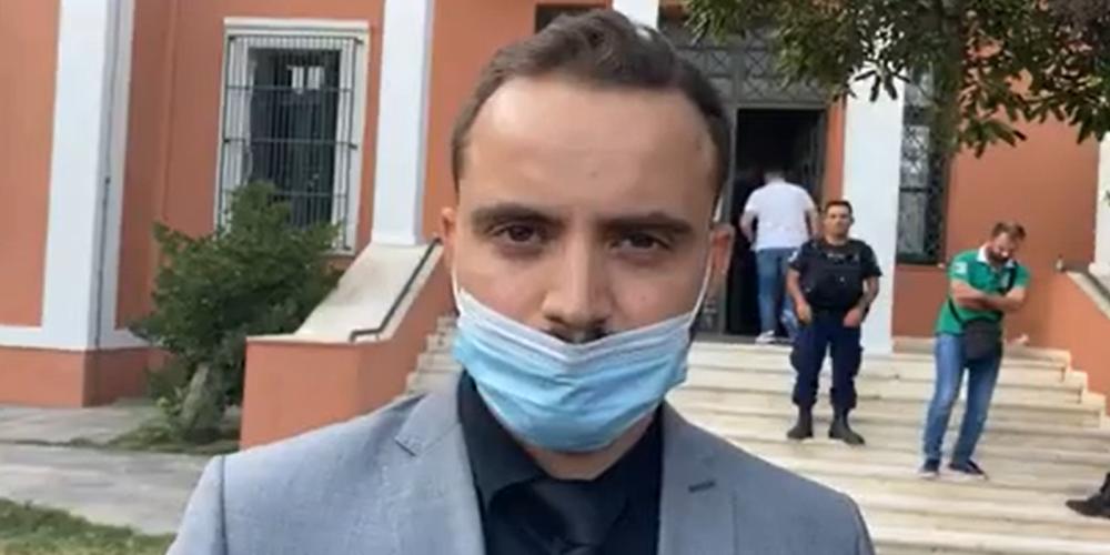 """Δικηγόρος Τούρκων: """"Οι εντολείς μου είναι ευγνώμονες για την απόφαση του δικαστηρίου"""""""
