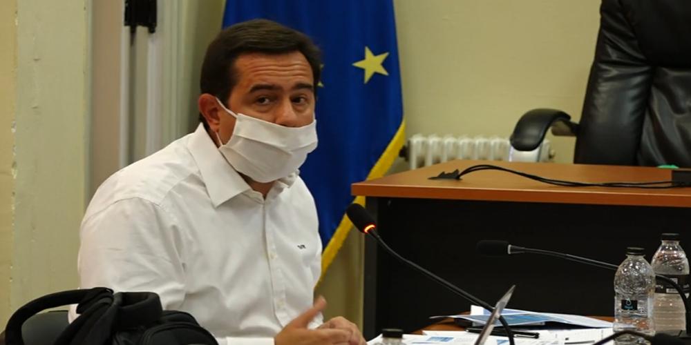 ΑΠΟΚΛΕΙΣΤΙΚΟ: Ομολογία-ΣΟΚ Μηταράκη: Ετοιμάζουν κρυφά επέκταση στο Φυλάκιο Ορεστιάδας για 5.000 λαθρομετανάστες!!! (ΒΙΝΤΕΟ)