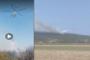"""ΒΙΝΤΕΟ: Η """"μάχη"""" ΤΩΡΑ με τις φλόγες εναέριων μέσων και επίγειων δυνάμεων της Πυροσβεστικής στην Αλεξανδρούπολη"""