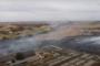 """Ορεστιάδα: Μετά από """"μάχη"""" 3,5 ωρών με τις φλόγες, έσβησε η φωτιά στην ΒΙ.ΠΕ"""