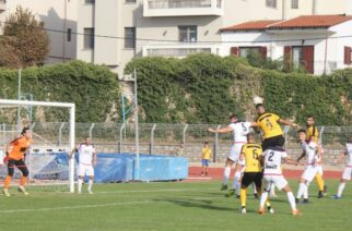Κρούσματα κορονοίού στο παιχνίδι Αλεξανδρούπολης FC- Παραλίμνι που έγινε την Κυριακή