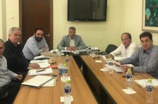 Τοψίδης και άλλοι Πρόεδροι Επιμελητηρίων πιέζουν υπουργούς, για να είναι 3η φορά υποψήφιοι