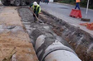 Έργο κατασκευής αγωγών αποχέτευσης ομβρίων, ύψους 2,5 εκατ. ευρώ της ΔΕΥΑ Αλεξανδρούπολης, ενέκρινε το υπουργείο Εσωτερικών