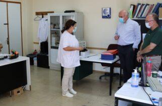 Με οικίσκους isoboxεξοπλίζει η Περιφέρεια ΑΜΘ τα Κέντρα Υγείας Σαμοθράκης, Σαπώνκαι Νοσοκομείο Κομοτηνής