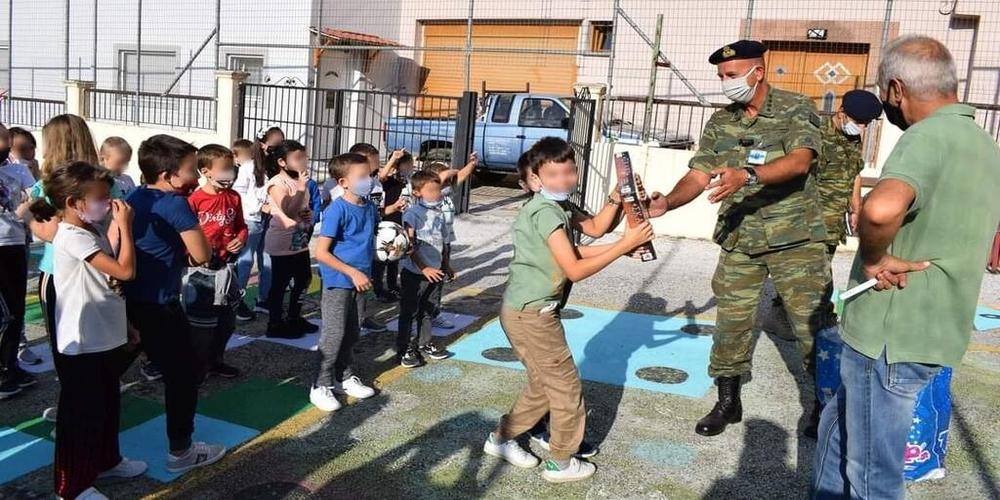 Η κοινωνική προσφορά του Δ' Σώματος Στρατού στις τοπικές κοινωνίες συνεχίζεται