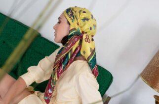 «Zografos»: Μεταξωτά μαντήλια τυπωμένα στο Σουφλί