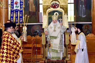 Στον Άγιο Γεώργιο Νέας Βύσσας ιερούργησε ο Μητροπολίτης Διδυμοτείχου, Ορεστιάδας και Σουφλίου κ.Δαμασκηνός