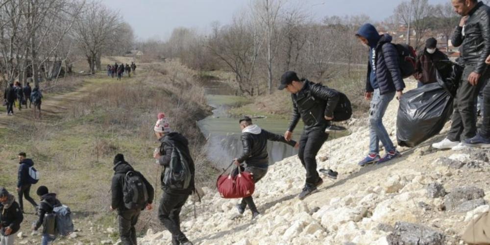 Την ώρα που διαφημίζουν αποτρεπτικούς… συναγερμούς, ανακοινώνουν συλλήψεις 21 διακινητών και 64 λαθρομεταναστών!!!
