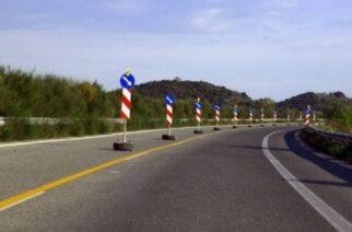 Κυκλοφοριακές ρυθμίσεις για έργα στην εθνική οδό Αλεξανδρούπολης-Κήπων, σε Φέρες, Μοναστηράκι, Δορίσκο